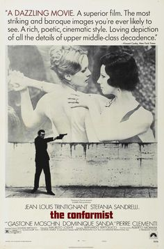 the conformist classic italian cinema essay · http://myetvmediacom/feature/icff-toronto-a-brief-history-of-contemporary-italian-cinema-1/ in celebration of the inaugural italian contemporary film.