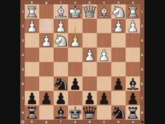 Chess Openings: Queens Indian Defense - YouTube