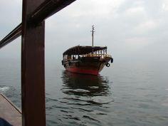 Sailed on the Sea of Galilee February 13, 2013