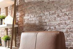 Hier Wurde Unsere Ladrillo Loft Aus Der Serie Brick Als Steinwand Im  Wohnzimmer. Eine Gute