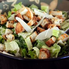 Try this Delicious Caesar Salad {With Homemade Dressing} recipe, or contribute your own.
