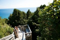 A Charming Mackinac Island Wedding | Pure Michigan Blog