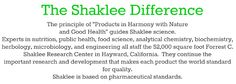 What makes Shaklee Different???