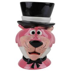 Snagglepuss Cookie Jar made by Westland Giftware