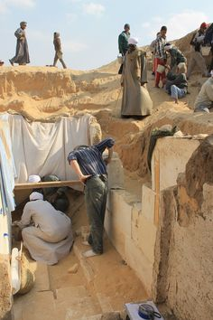 In January 2014, archaeologists working at the southern Egyptian site of Abydos discovered the tomb of a previously unknown pharaoh: Woseribre Senebkay—and the first material proof of a forgotten Abydos Dynasty, ca. 1650–1600 BC. Working in cooperation with Egypt's Supreme Council of Antiquities, a Penn Museum team discovered king Senebkay's tomb close to a larger royal tomb, recently identified as belonging to a king Sobekhotep (probably Sobekhotep I, ca. 1780 BC) of the 13th Dynasty.
