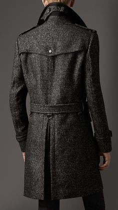 Men's Coats | Pea Duffle & Top Coats | Burberry | Gentleman Fur