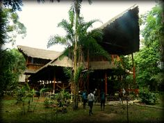 The Lodge at Tambopata Research Center in Tambopata, Madre de Dios