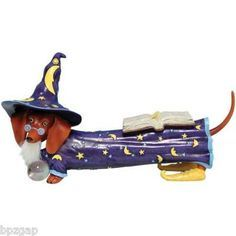 Hot Diggity Dog Wizard Doxie