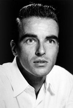 Montgomery Clift when he was still holding it all together. Description from pinterest.com. I searched for this on bing.com/images