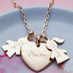 Personalised Family Charm Necklace - shop by category