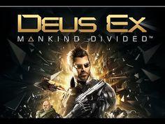 Deus Ex Mankind Divided Трейлер - YouTube