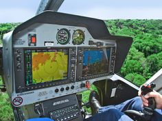 A helicopter glass cockpit is now a reality thanks to the Bell Bell is the first Helicopter manufacturer to bring the into the rotorcraft industry. Credit goes to Bell for being the fi… Bell 407, Glass Cockpit, Flying Helicopter, Aircraft Sales, Big Bird, Arcade Games, Places To Travel, Helicopters, Airplanes