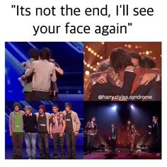 I hope so.....<<Louis promised...he never breaks a promise..ever. They will be back. I just know it.