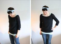 Clara Stickar: Mönster till Alex i Prada garn Sweater Knitting Patterns, Basic Tops, Knit Or Crochet, Crochet Clothes, Prada, Diy Fashion, Free Pattern, Sweaters, How To Wear