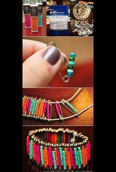 Accesories#fashion#cool#colors#pink#orange#green <3