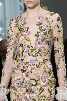 Giambattista Valli at Couture Spring 2017 (Details)