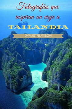 Fotografías que inspiran un viaje a Tailandia. #Fotografías #Tailandia