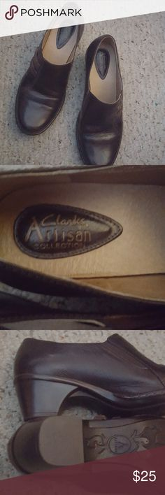 Brown Clarks Shoes Brown Clarks Shoes Clarks Shoes Mules & Clogs