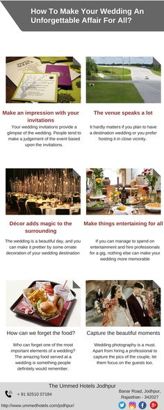 how to make your wedding an unforgettable affair for all make an impression with your invitations the venue speaks a lot decor adds magic to the