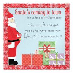 images about Secret Santa! on Pinterest | Secret Santa, Secret Santa ...