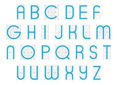 Sans-Serif type experiment by Billy Sawyer