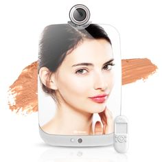 HiMirror and Smart Body Scale are revolutionary products for your skins and bodys condition. Your personal beauty and health consultant at home. HiMirror, smart mirror and the best beauty gift for X'mas holiday. Your personal skin analyzer and innovated makeup mirror with AR virtual try-on.