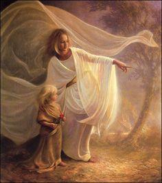 Image detail for -Heavenly Hands by Greg Olsen