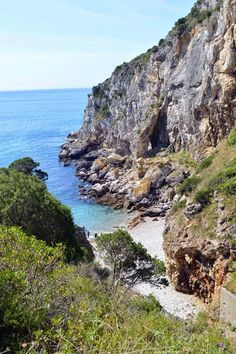 8 Stunning Secret Beaches in Portugal | Via Condé Nast Traveller UK | 18/04/2017 From the Algarve to the Azores, Portugal keeps its loveliest beaches well hidden. Edwina Pitcher, author of 'Wild Guide Portugal', uncovers the best beaches in Portugal away from the crowds. #Portugal