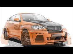 Hamanns Tycoon II M 2014 BMW XM6 - M6 6 series X6 2015 bodykit body kit ...