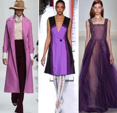 It is time to look ahead to what our wardrobes will be falling for and what our purses will be forking out for when it comes to 2015 autumn colour trends.