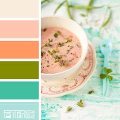 Sweet Soup #patternpod #patternpodcolor #color #colorpalettes