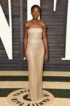 Lupita Nyong'o. See what all the stars wore to the Academy Awards' biggest after parties.