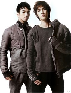 GO and Seung Ho
