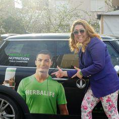 Herbalife;  Cristiano Ronaldo'nun Global Beslenme Ortağı olmaktan gurur duyar.💚 #cristianoronaldo#herbalife#herbalifetürkiye#