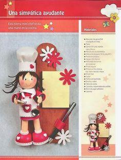 Revista gratis de Goma Eva - Revistas de manualidades Gratis
