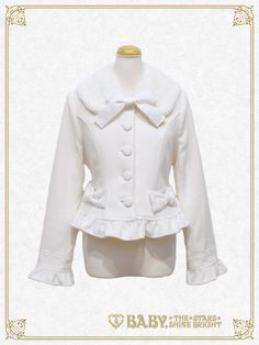 Baby, the stars shine bright Lydia Rosy short jacket