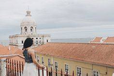 And in the end all that we are left with are memories <3 more from our travel memories in gorgeous Lisbon, Portugal now on the blog + a cute outfit #ootd #traveldiaries https://fashionablestreets.blogspot.de/2017/09/the-midi-linen-skirt.html