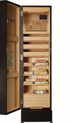 Humidifier preserved Cabinet boys Zorweg and stores cigars | Raddest Men's Fashion Looks On The Internet: http://www.raddestlooks.org