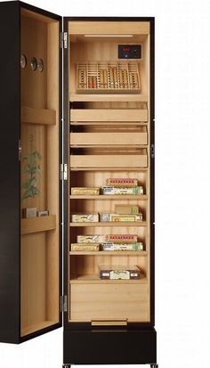 Humidifier preserved Cabinet boys & Zorweg and stores cigars