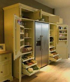 Pantry Closet!!!