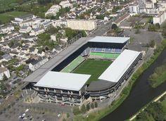 Stade de la Route de Lorient - Stade Rennais