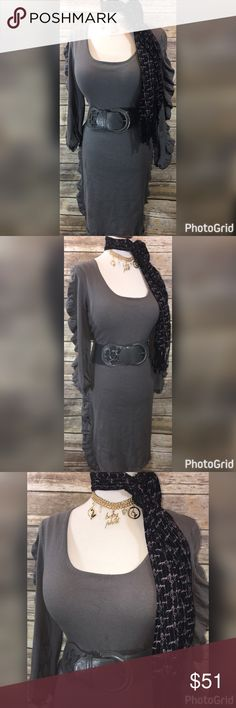 """ALL BABY PHAT!! DRESS/SCARF/CHOKER/BELT SZ 1X THIS GORGEOUS 6 PIECE SET CAMO OUTFIT IS READY TO JUST PUT ON AND LOOK AMAZING!!IT  IS PERFECT FOR THE SPRING SEASON AND WOULD LOOK GORGEOUS ON ANYONE!!   CAMO CINCHED WAIST DRESS SIZE LARGE *MEASUREMENTS ACROSS LENGTH-44"""" BUST-19""""-24"""" WAIST-17""""-22"""" HIPS-20""""-26""""  ACCESSORIES (5) GREEN OMBRÉ WOOL FRING SCARF-12""""WIDE/6'LONG ROPE BROWN&GOLD ELASTIC BELT-2 1/2""""WIDE/30""""-41""""LONG GOLD&GREEN PENDANT NECKLACE-22""""HANGING ADJ. FLAT MODERN SHAPE GOLD…"""