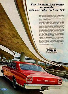 66 Ford Galaxie