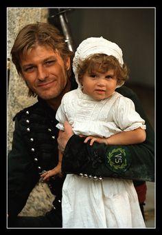 Sean Bean - Sharpe's daughter