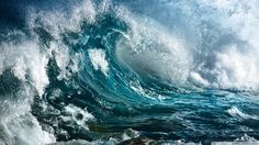 natuur, golven, water, splash