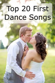 List Of The Top Wedding Dance Songs