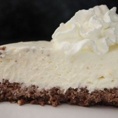 Recept: Romige kokos kwarktaart Cheesecake Cake, Pie Cake, No Bake Cake, Kokos Desserts, No Bake Desserts, Sweet Recipes, Cake Recipes, Dessert Recipes, Cake Cookies