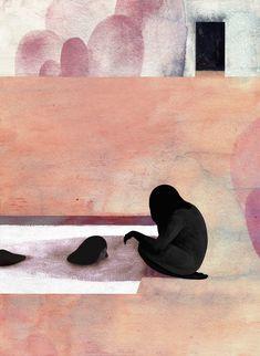 A selection of work by Bristol-based illustrator Owen Gent. More images below.        Owen Gent's Website