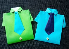 Skjorter af papir