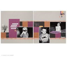 Corporate Layout #ctmhnevermore. Fall, trick or treat.  3 photos